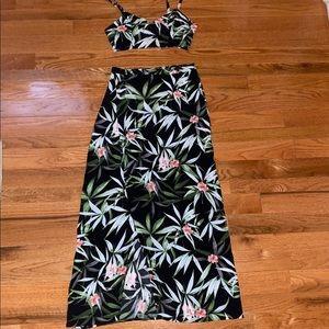 Tropical 2 Piece Set